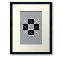Design 225 Framed Print