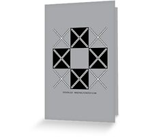 Design 225 Greeting Card