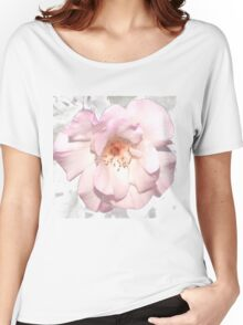 Lady of the dawn rose tee Women's Relaxed Fit T-Shirt