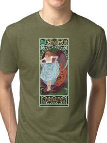 Thumbelina Nouveau - Thumbelina Tri-blend T-Shirt