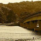 Tathra Bridge by SimplisticPhoto