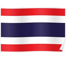 Thailand - Standard Poster