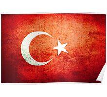 Turkey - Vintage Poster