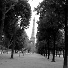 Champs de Mars by Caroline Fournier