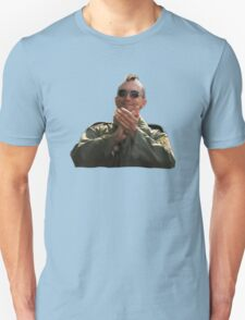 Taxi Driver - Applause Unisex T-Shirt
