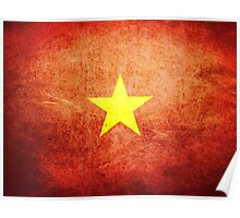 Vietnam - Vintage Poster