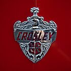 1950 Crosley Hood Emblem by onyonet photo studios