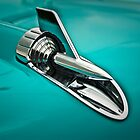 1957 Chevy Hood Ornament by onyonet photo studios