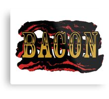 Bacon Poster Metal Print