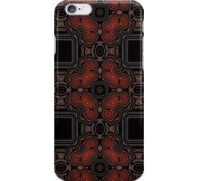 Black Squares I iPhone Case/Skin