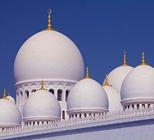 Grand Mosque by dgscotland