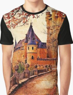 Stone Castle - Vintage Graphic T-Shirt