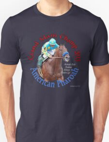American Pharoah Grand Slam Champ 2015 T-Shirt