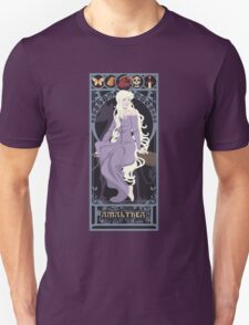 Amalthea Nouveau - The Last Unicorn Unisex T-Shirt
