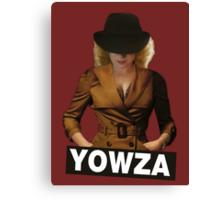 YOWZA Canvas Print