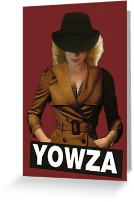 YOWZA by nimbusnought