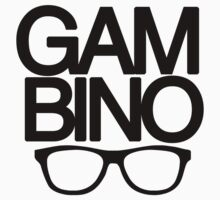 GAMBINO Typeface by Dope Prints