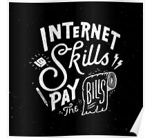 Pay the Bills Poster
