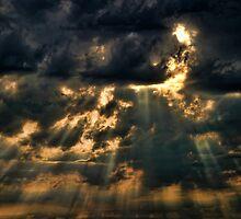 Cloud 20120211-6 by Carolyn  Fletcher