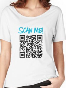 Scan Me! Women's Relaxed Fit T-Shirt