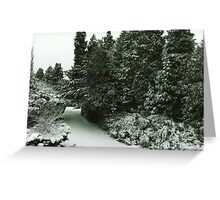 Alvanbury Greeting Card