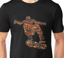 CITY SKATEBOARDER Unisex T-Shirt