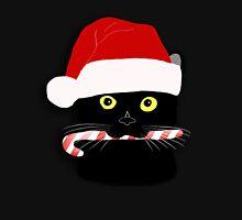 Christmas Cat Closeup T-Shirt
