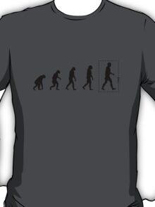 99 Steps of Progress - World peace T-Shirt