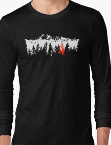 In The Pines Long Sleeve T-Shirt