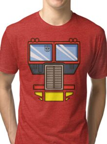 Transformers - Optimus Prime Tri-blend T-Shirt
