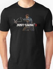 Just Cause 3 Unisex T-Shirt