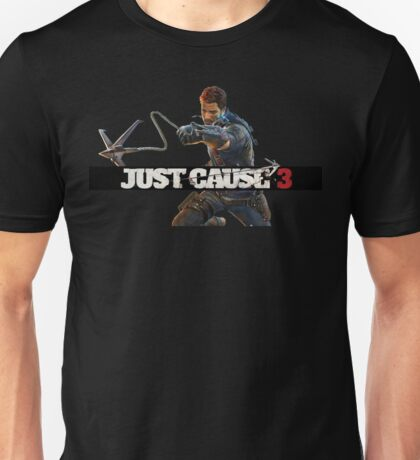 Just Cause 3 Unisex T-Shirt