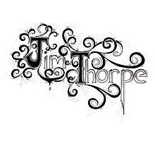 Jim Thorpe, PA Photographic Print