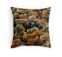 Are you out of your gourd? Throw Pillow