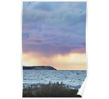 Storm Over Sleeping Bear Point ~ Poster