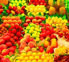 "Fruit Shoppe by Christine ""Xine"" Segalas"