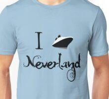 I Ship Neverland! Unisex T-Shirt