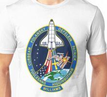 STS-116 Mission Logo Unisex T-Shirt