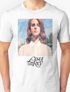 Lana Del Ray Weathered 2 T-Shirt