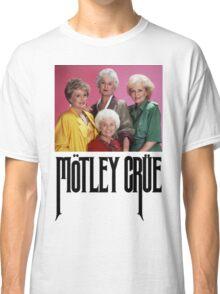 Golden Girls Girls Girls Metal Tee Classic T-Shirt