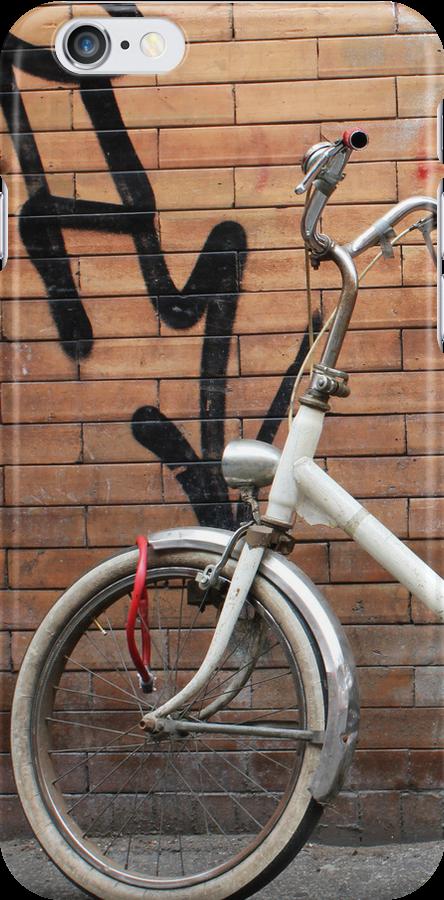 Vintage Bicycle by keki