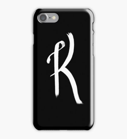 The Letter K iPhone Case/Skin