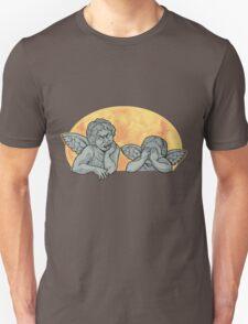 Weeping Cherubs Unisex T-Shirt