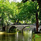 Utrecht bridges by jchanders
