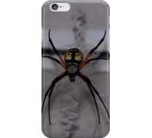 St. Andrews Cross Spider iPhone Case/Skin