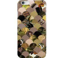 Autumn Scallops iPhone Case/Skin
