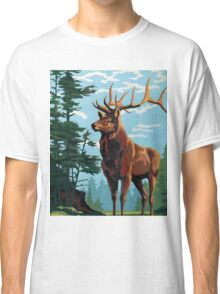 Elk Country Classic T-Shirt