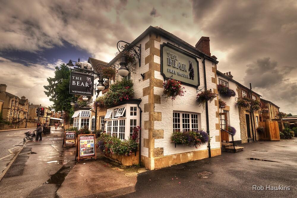 The Bear Inn at Melksham  by Rob Hawkins