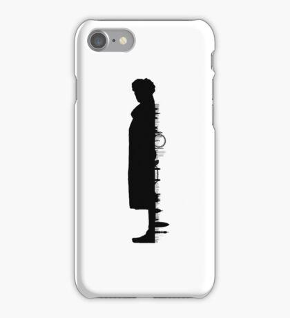 Sherlock Holmes is London iPhone Case/Skin
