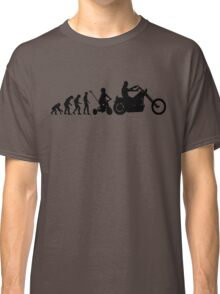 Motorcycle Evolution Classic T-Shirt